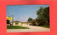 Rapid City,Sd South Dakota, Model Motel Dick and Georga Reynick your hosts