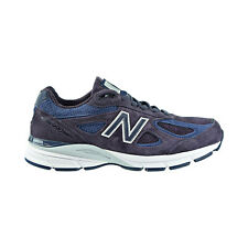 New Balance 990 v4 Made in USA Mens Shoes Elder Berry M990-EP4