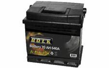 BOLK Batterie de démarrage 70ah / 640A pour RENAULT CLIO EXPRESS BOL-C021710E