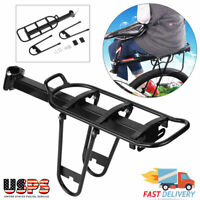 Mountain Bike Bicycle Rear Seat Rack Luggage Shelf Rack Carrier Cycling