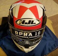 HJC RPHA 10 BEN SPIES REPLICA III MC1 Size 2XL Helmet