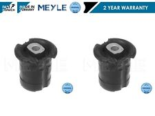 FOR BMW E36 COMPACT Z3 2x AXLE BEAM REAR SUB FRAME SUBFRAME BUSHES BUSH REPAIR