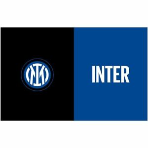 Bandiera Inter originale Nuovo Logo 2021 220x140 ufficiale enorme gigante