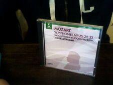 Symphonies KV 201 N° 29, KV 319 N° 33, KV 183 N° 25 de... | CD | état neuf