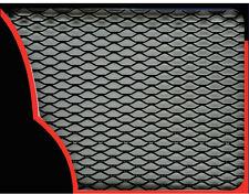 Sumex Negro Aluminio Coche Parrilla Rejilla Ventilación de Malla de tipo hexagonal (33 X 100cm)