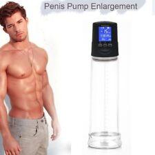Electric Power Automatic Male Penis Pump Erection Enhancer Enlarger ED Solution