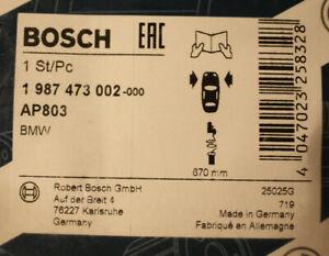 BOSCH 1 987 473 002 Warning Contact brake pad wear BMW E60/E61
