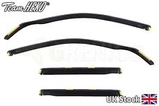 Heko BMW 5 series E39 5door estate 1995-2003 wind deflectors 4pc TINTED
