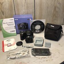 Canon PowerShot SX500 IS 16.0MP Digital Camera~30x Zoom~NrMINT~~8GB SD~~Bundle~