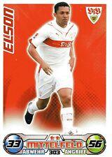 303 Elson - VfB Stuttgart - TOPPS Match Attax 2009/2010