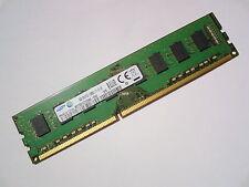 8GB DDR3-1600 PC3-12800 1600Mhz SAMSUNG M378B1G73DB0-CK0 PC DESKTOP RAM SPEICHER