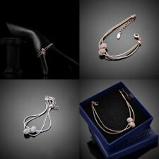 Cubic Zirkonia-Modeschmuck-Armbänder aus Metall-Legierung für Damen