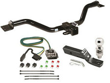 13-15 GMC ACADIA / BUICK ENCLAVE TRAILER HITCH PACKAGE W/ PLUG&PLAY WIRING KIT