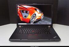 Lenovo ThinkPad T530 laptop Intel Core i7 3.6GHZ 16GB RAM 1600x900 HD+ NVIDIA