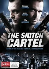 USED (LN) The Snitch Cartel ( El cartel de los sapos ) [ NON-USA FORMAT, PAL, Re