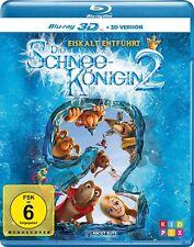 Die Schneekönigin 2 - Eiskalt entführt [3D Blu-ray]  Neu!