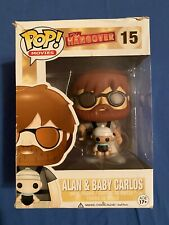 FUNKO POP! ALAN & BABY CARLOS The Hangover #15 RARE! VAULTED! RETIRED!