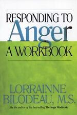 Responding to Anger: A Workbook-ExLibrary