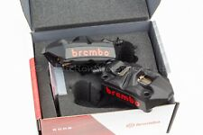 Brembo M4 100mm Forged Radial Monoblock Calipers inc Brake Pads, Banjo 220988550