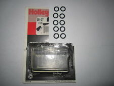 10 PK Holley Carburetor Carb  O-ring Transfer Tube Rubber Seal repl holley 26-37