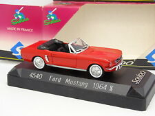 Solido 1/43 - Ford Mustang 1964 Rouge