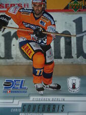 73 Chris Govedaris Eisbären Berlin DEL 2000-01
