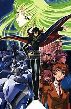 RGC Huge Poster - Code Geass Anime Poster Glossy Finish - CGE021