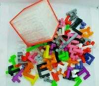 The Impossible Puzzle Brain Teaser Board Game Jigsaw Puzzle Style Multicolour