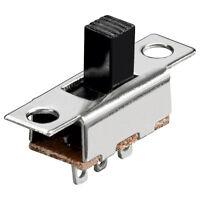 S563 - 10 Stück Schiebeschalter 1x UM EIN/EIN od. AUS/EIN Miniatur Mini Schalter