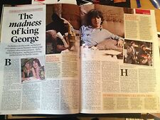 NEW Event Magazine: GEORGE HARRISON BEATLES Katie Melua DAMIAN LEWIS MCCARTNEY