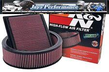 KN AIR FILTER (33-2983) ricambio ad alta filtrazione di flusso