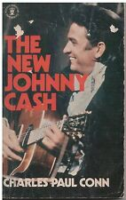THE NEW JOHNNY CASH Charles Paul Conn PB 1973