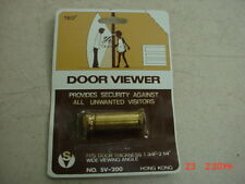 Lot of 24 160 Degree Angle Glass Door Viewer Peephole New