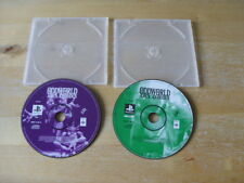Oddworld: Abe's Exoddus (Sony PlayStation 1, 1998) PS1 - DISCS ONLY - DISCS ONLY