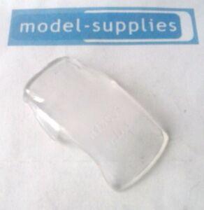 Corgi 341 Mini Marcos reproduction clear plastic window unit