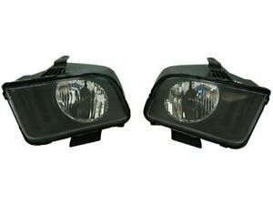 For 2005-2009 Ford Mustang Headlight Set 37386XG 2006 2007 2008