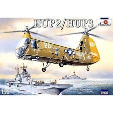 AMODEL 72137 1/72 HUP-2/HUP-3 USAF helicopter