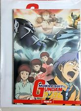 Gundam Mobile Suit n° 7 La Base Bianca Torna Nello Spazio! Dvd Sigillato