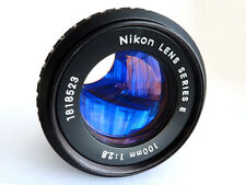 NIKON 100mm f2.8 AIS SERIES E - 1981 - MINTY!