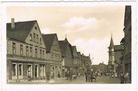 Ansichtskarte Bünde Ennigloh in Westfalen - Adolf-Hitler-Strasse / Konditorei
