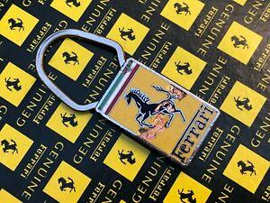 Ferrari Vintage Keychain Key Ring A.E. LORIOLI 246 250 275 330 365 GTB/4 512 OEM