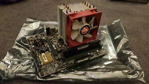 Motherboard CPU Bundle I56500 8GB Corsair RAM - USED GOOD CONDITION