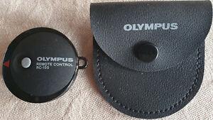Olympus Remote Control RC-100 Fernauslöser neu in Ovp made in Japan