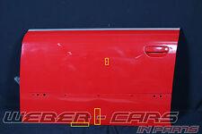 Audi RS4 8E Fahrer Tür VL vorne links mit Scheibe front L door ohne Leiste unten