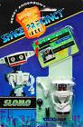 Gerry Andersons Space Precinct. SLOMO. 1994. Vivid Imaginations. Sealed.
