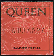 """Still Sealed 1984 Uk Queen """"Hammer To Fall B/W Tear It Up"""". 12� 45 Rpm 12Queen 4"""