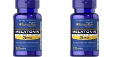 Melatonin 3 mg 240 tabletten Puritan's Pride
