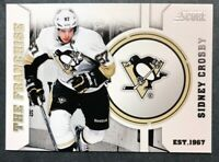 2012-13  Score The Franchise # F23 Sidney Crosby Insert
