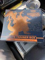 POKEMON CHAMPIONS PATH ELITE TRAINER BOX ETB BRAND NEW - Ships Today!! 📈