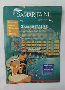 1995 CATALOGUE JOUET NOEL MAGASIN SAMARITAINE PARIS KATALOG CATALOG #CKDB